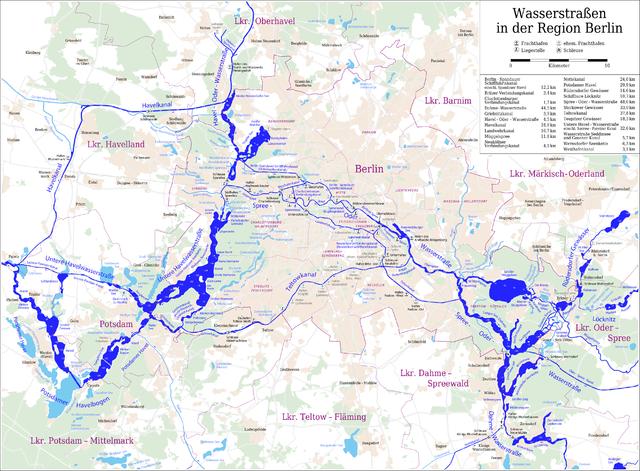 Karte_Berliner_Wasserstrassen